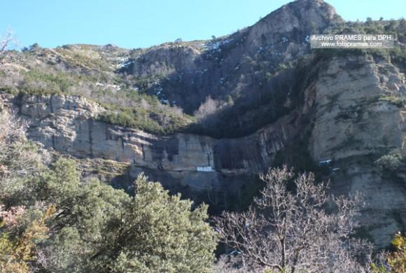 De Santa Cilia a la ermita de la Virgen de la Peña. S-8