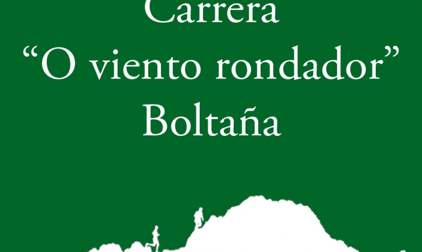 """Carrera """"O viento rondador"""", 25'2 km y 1200 m D+"""